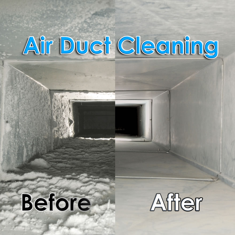 Best Fresh Air Air Duct Cleaning Chicago Before And