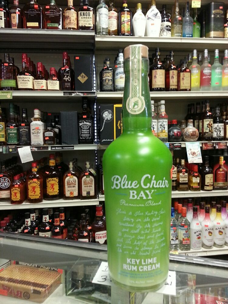 Blue Chair Bay Key Lime Rum Cream Is Out In A Limited