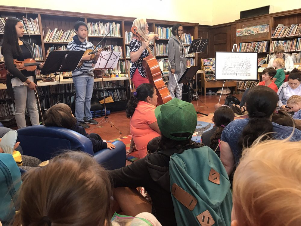 Temescal Branch Library
