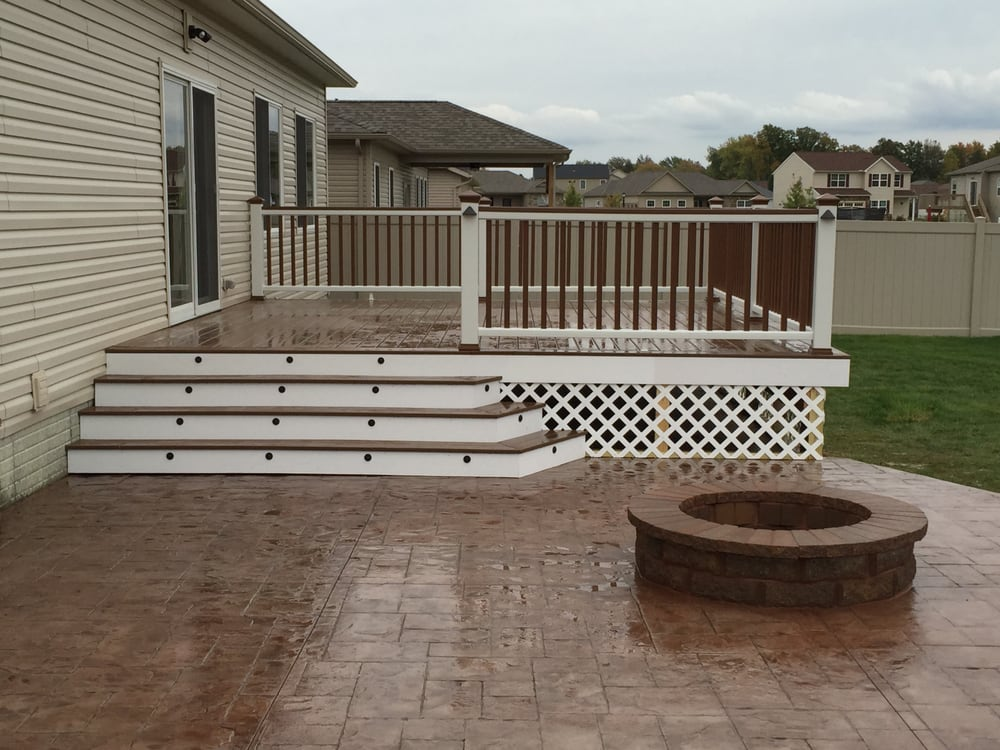 Awesome Photo Of US Home Remodeling   Copley, OH, United States. Composite Deck With