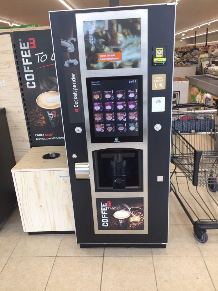 Der Getränkeautomat. Eine gute Idee. - Yelp