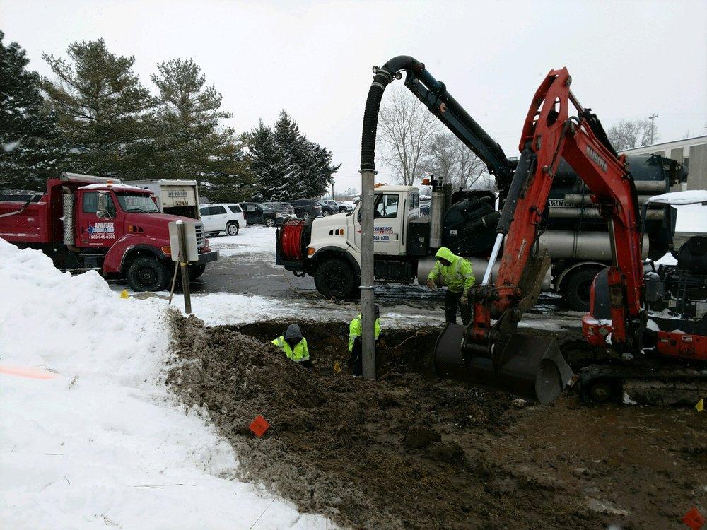 Advantage Plumbing & Drain: 1151 E Woodlawn Ave, Hastings, MI