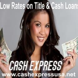 Cash Express in Las Vegas , NV