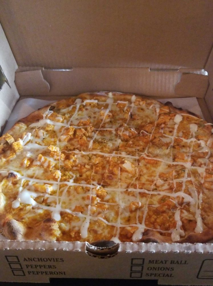The Hub Pizza Bar: 313 Main St, Ansonia, CT