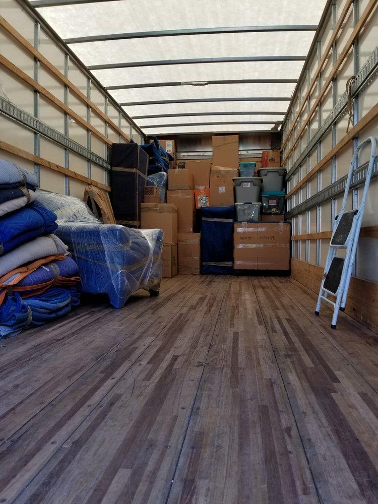 DC Pro Movers: 1101 S Arlington Ridge Rd, Arlington, VA
