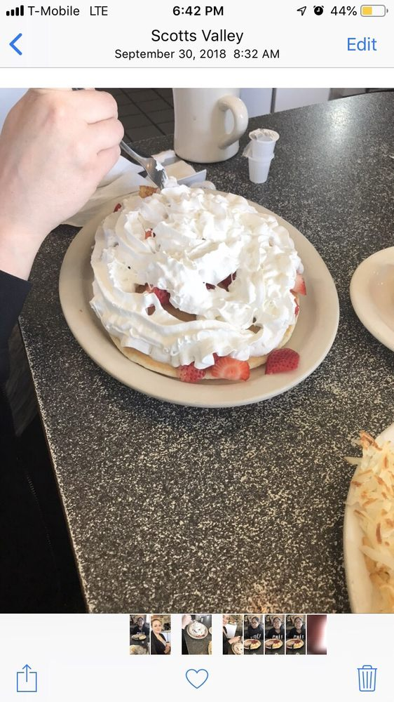 Chubby's Diner: 266 Mount Hermon Rd, Scotts Valley, CA