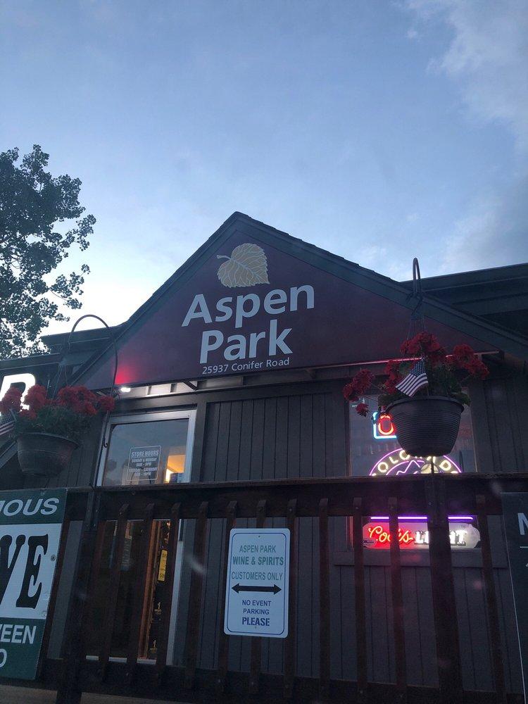 Aspen Park Wine & Sprits: 25937 Conifer Rd, Conifer, CO