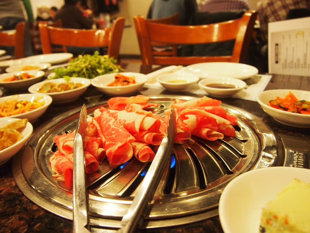 Korean Bbq Restaurant Niles Il