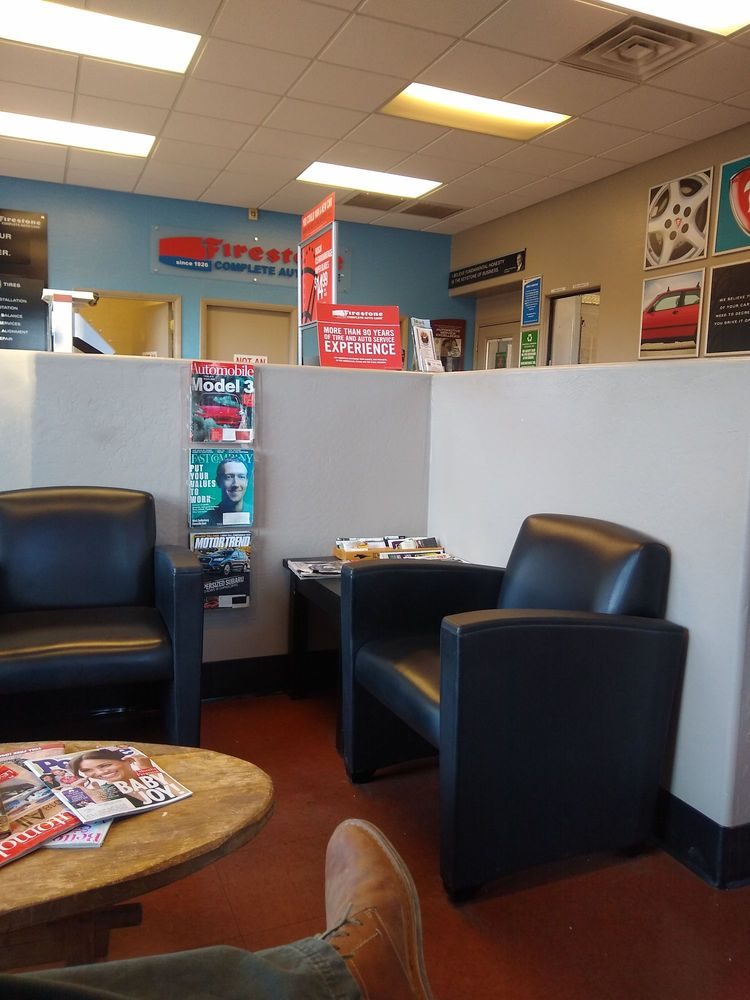 Firestone Complete Auto Care: 104 W Airport Rd, Payson, AZ