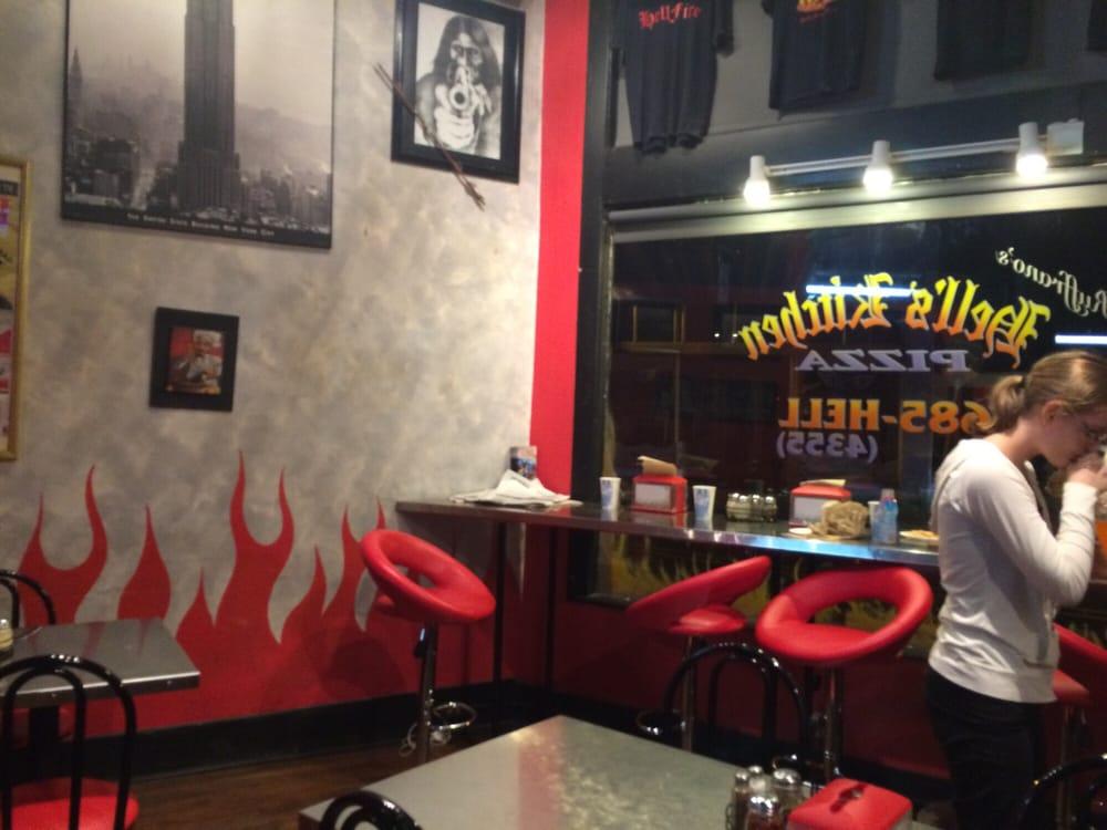 Ruffrano S Hells Kitchen Pizza Delivery