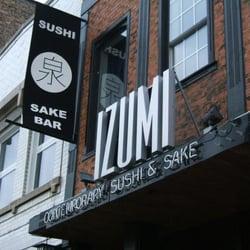 Photo Of Izumi Sushi Bar Restaurants Chicago Il United States
