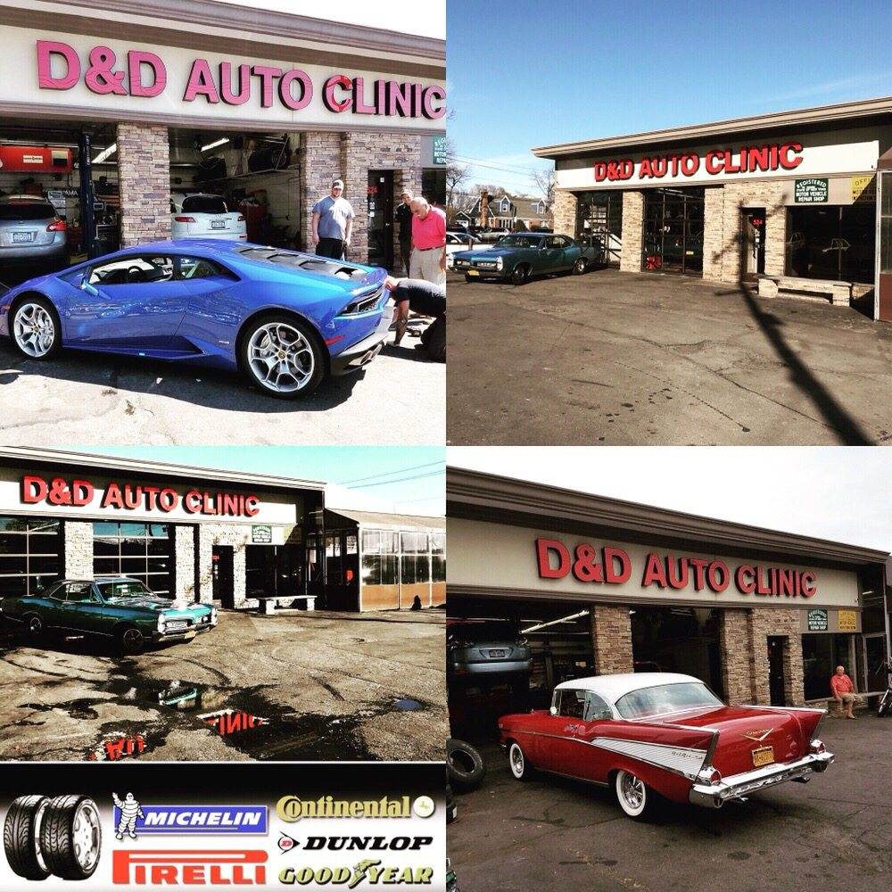 D & D Auto Clinic: 524 Central Ave, Massapequa, NY