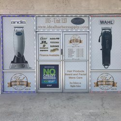 Photo Of Ideal Barber Supply   Tampa, FL, United States. Store Front 105