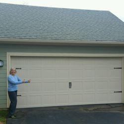 Photo of Sentry Garage Doors - Spring TX United States. Another Happy Sentry ... & Sentry Garage Doors - 39 Photos - Garage Door Services - 330 ... pezcame.com