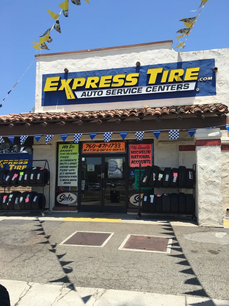 Express tire auto service centers 77 reviews tyres for Puerta 8 san marcos