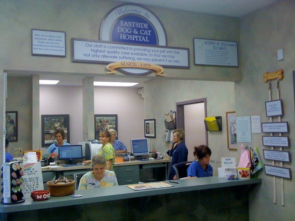 Eastside Dog & Cat Hospital: 8399 Mayfield Rd, Chesterland, OH