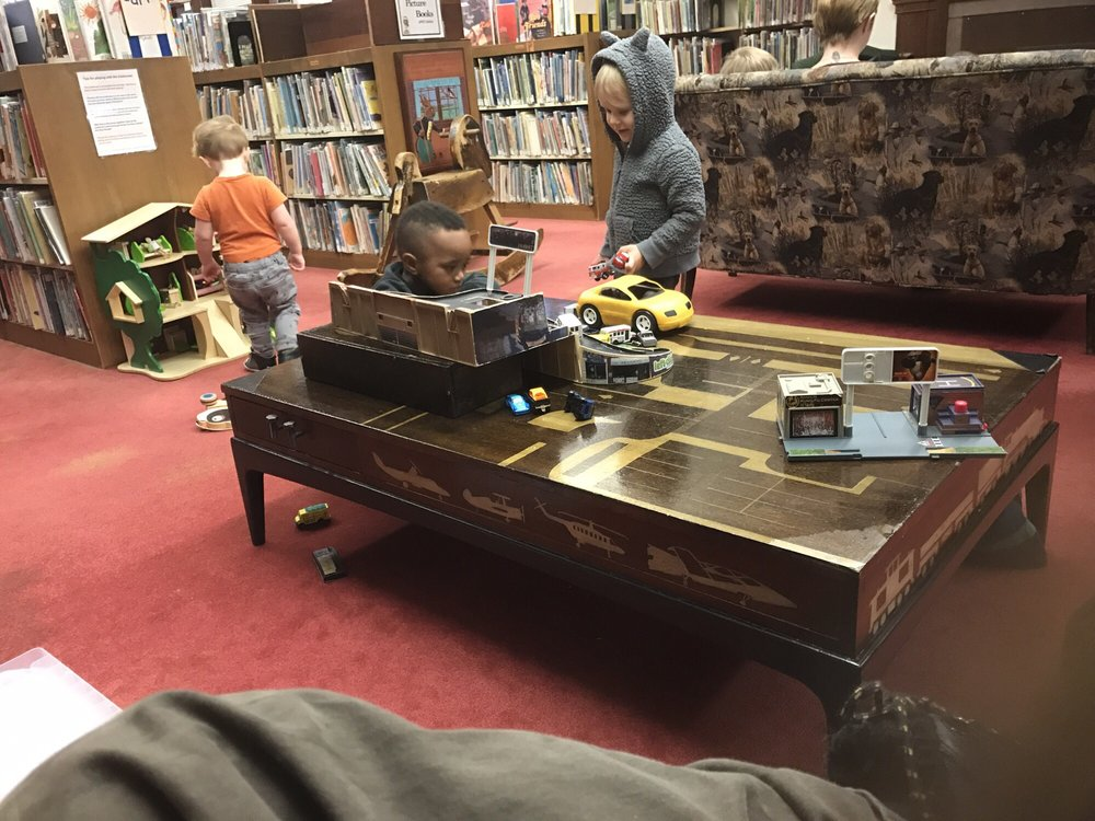 Jones Library: 43 Amity St, Amherst, MA
