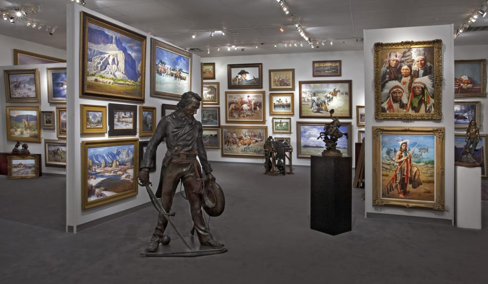 Southwest Art Gallery