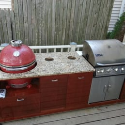 Photo Of Premier Granite   Milwaukee, WI, United States. Granite Countertops  For Outdoor
