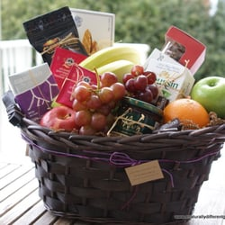 A naturally different gift gift baskets flowers gifts 472 photo of a naturally different gift gift baskets london on negle Choice Image