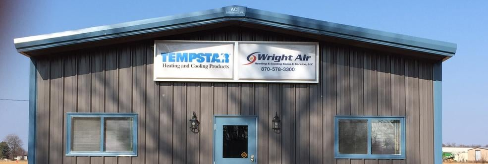Wright Air Heating & Cooling Sales & Service: 17677 E Peck Rd, Harrisburg, AR