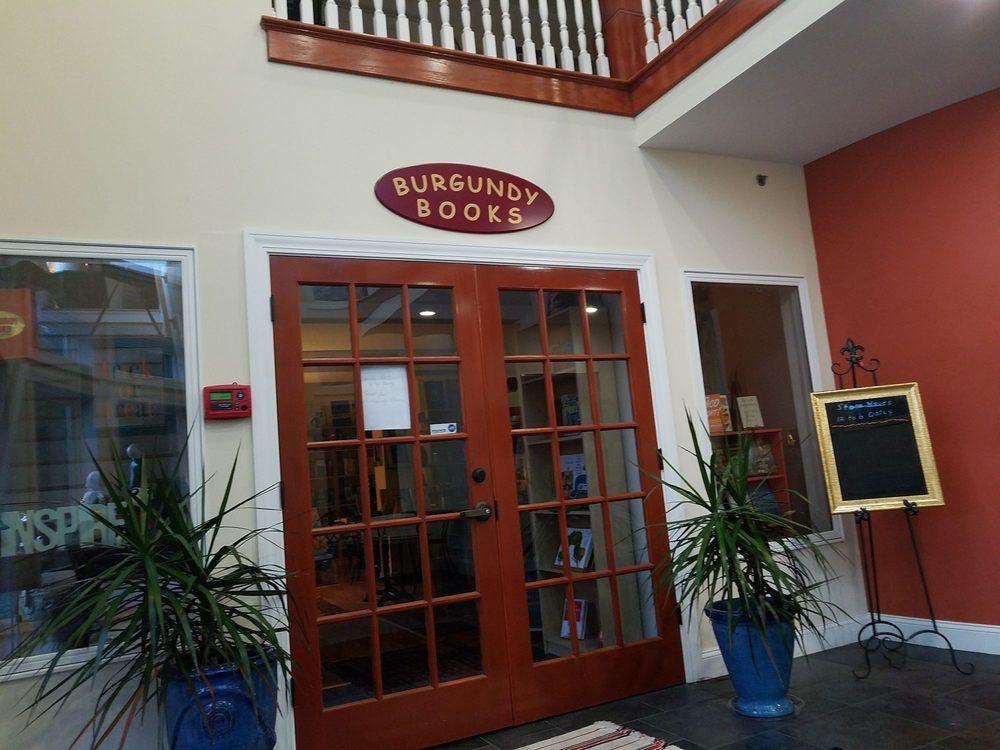 Burgundy Books: 1391 Boston Post Rd, Old Saybrook, CT