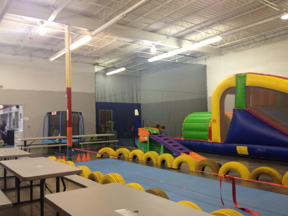 Mack's Family Entertainment & Sports Center: 1865 E Main St, Montrose, CO