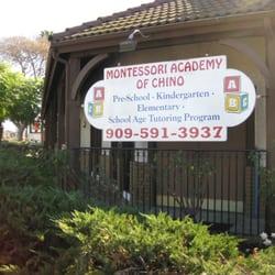 Montessori academy of chino 48 fotos e 21 avalia es for Academie de cuisine summer camp