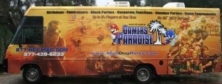 Mad Dog's Gamers Paradise: Santa Clarita, CA