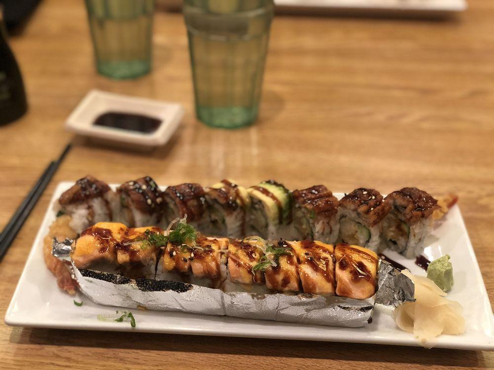Social Spots from Odori Japanese Cuisine