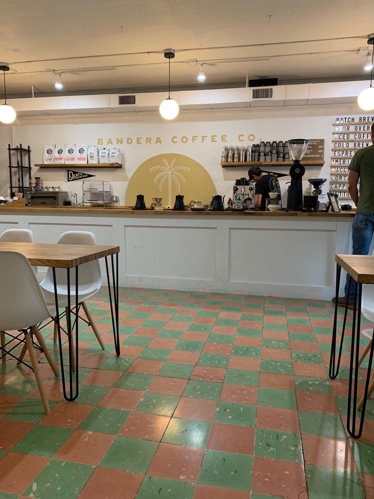 Bandera Coffee: 415 W Van Buren Ave, Harlingen, TX