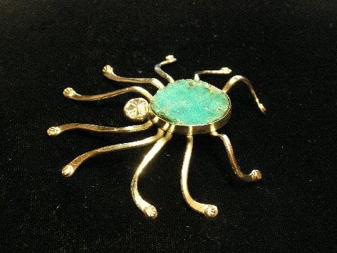 Christin wolf gallery jewellery 206 1 2 san felipe st for Thunderbird jewelry albuquerque new mexico