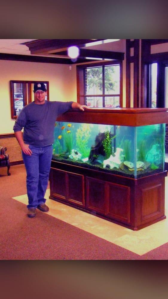 Texas Aquariums and Ponds: Houston, TX