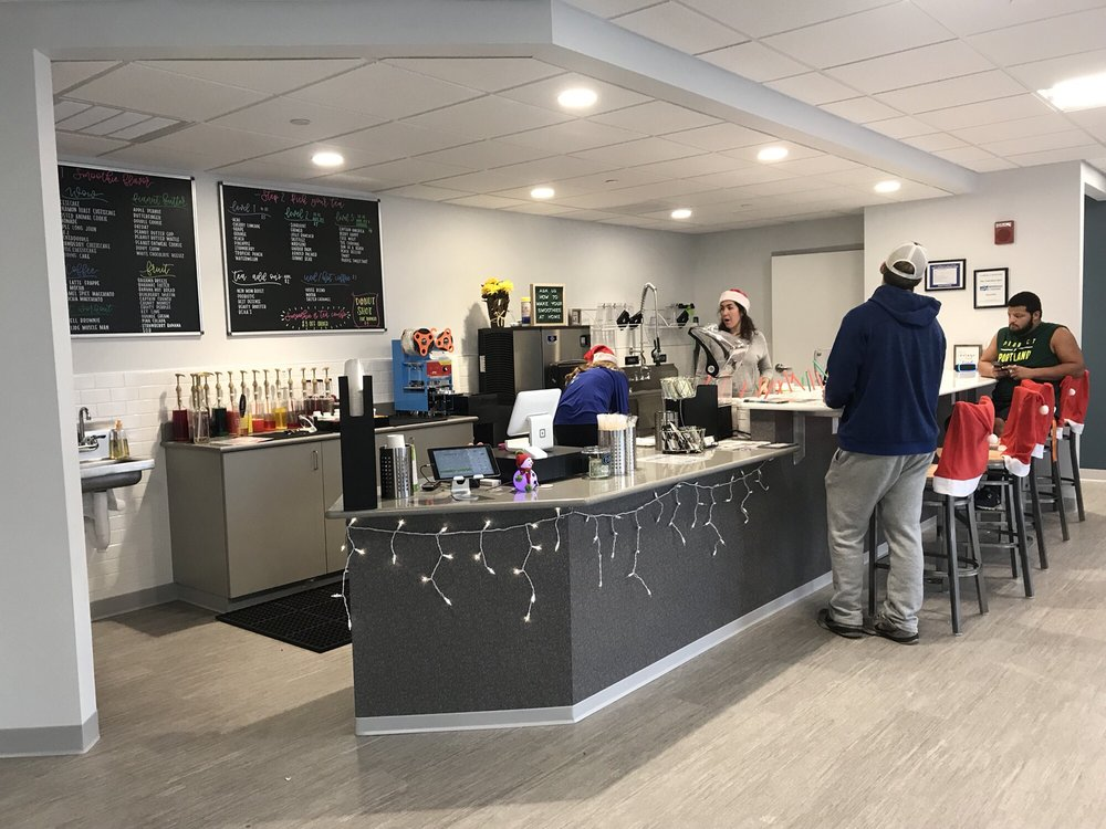 The Nutrition Spot: 138 College St, Middletown, CT