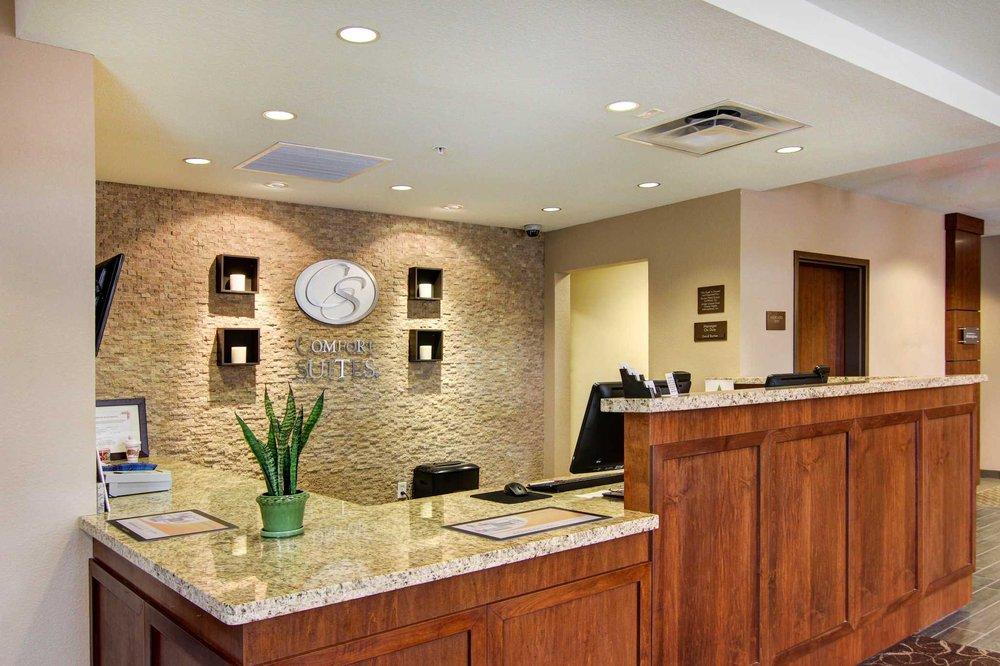 Comfort Suites: 2600 W Pierce St, Carlsbad, NM