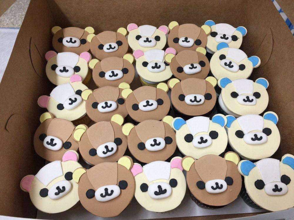 Custom Cupcakes Sooo Cute Yelp