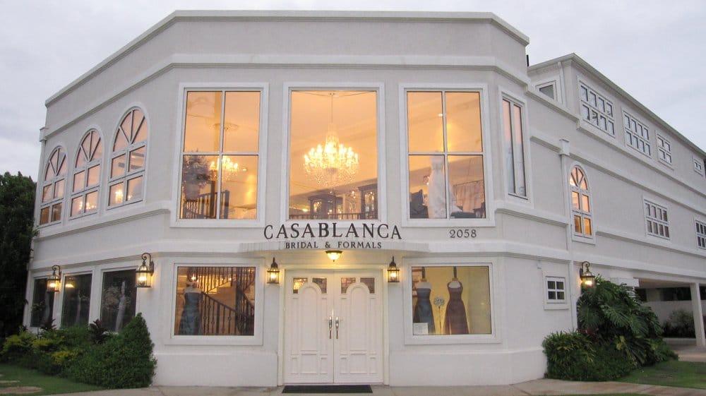 Casablanca Bridal & Formals