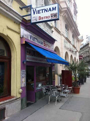 Vietnam Bistro - Wien, Austria
