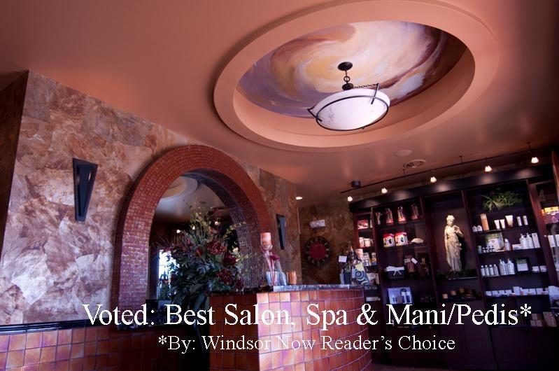Athena Salon, Spa & Wellness: 7791 Highland Meadows Pkwy, Windsor, CO