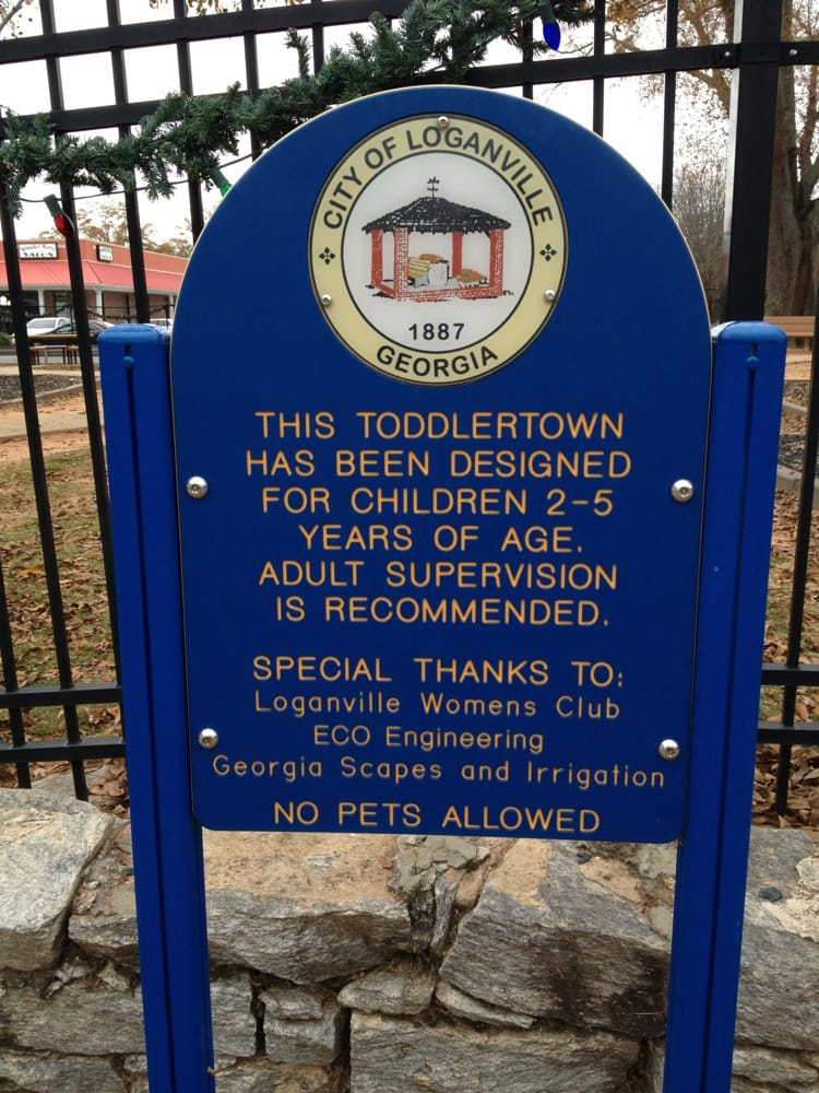 Loganville Toddler Park