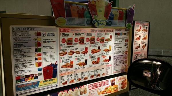 Sonic Drive In Restaurants 1189 Edgemont Rd Emmett Id