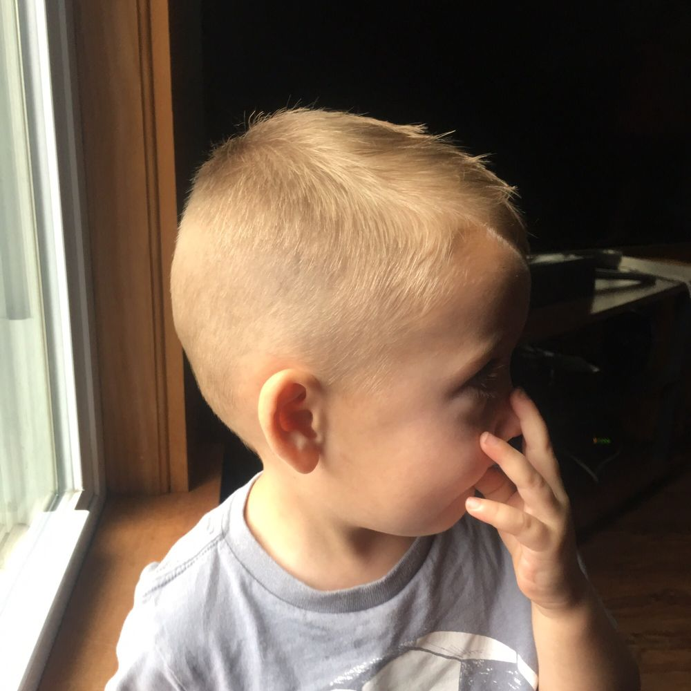 Haircut From Josue Just Like The Photo I Showed Him Yelp