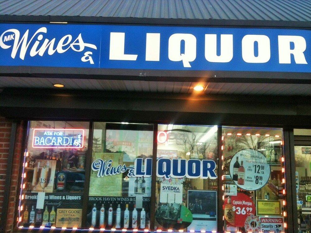 MK Wine & Liquor: 2556 Montauk Hwy, Brookhaven, NY