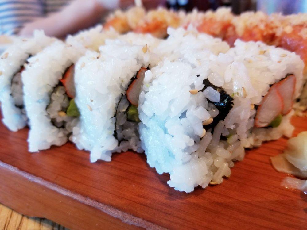 Chopstick Sushi: 438 Rte 1, Yarmouth, ME
