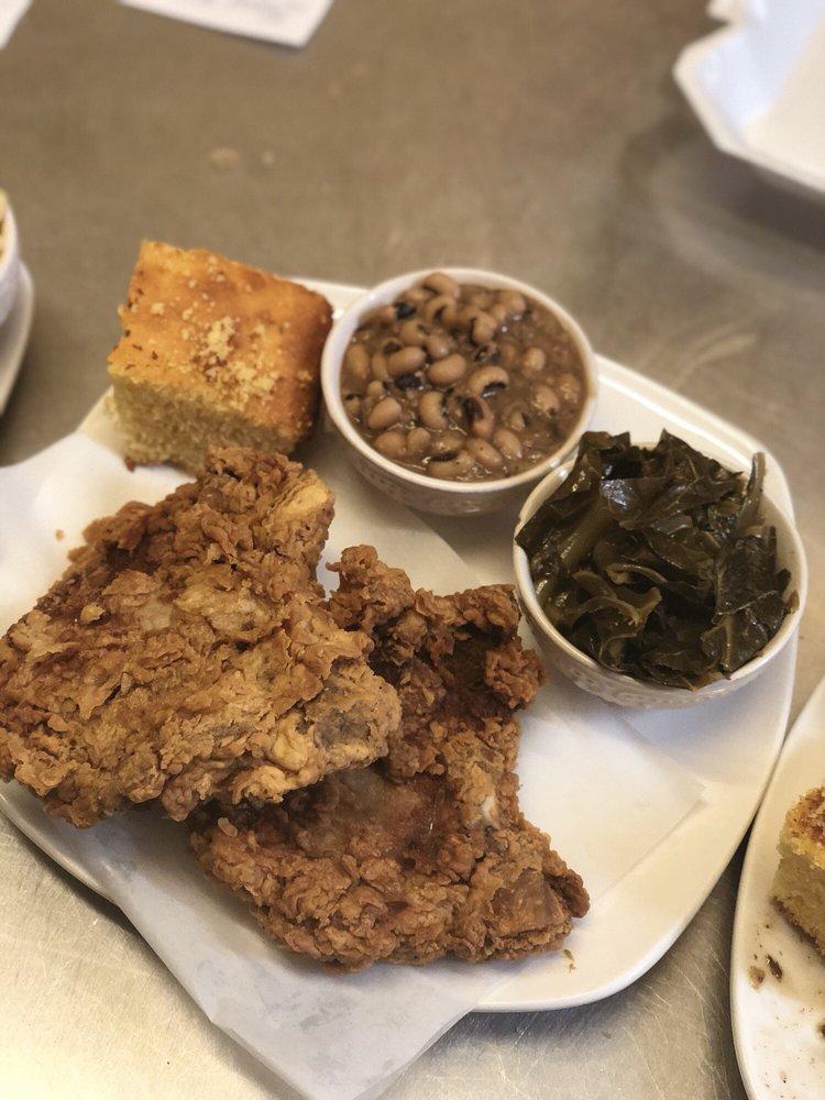 Casserole Soul Café: 133 Historic Town Square, Lancaster, TX