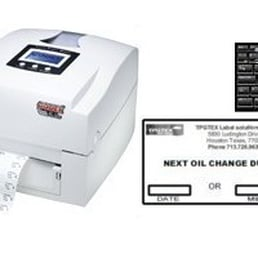 Tpgtex Label Solutions Inc Printing Services 5830
