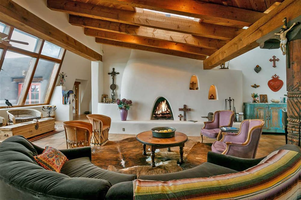 Santa Fe Properties - Sotheby's International Realty: 326 Grant Ave, Santa Fe, NM
