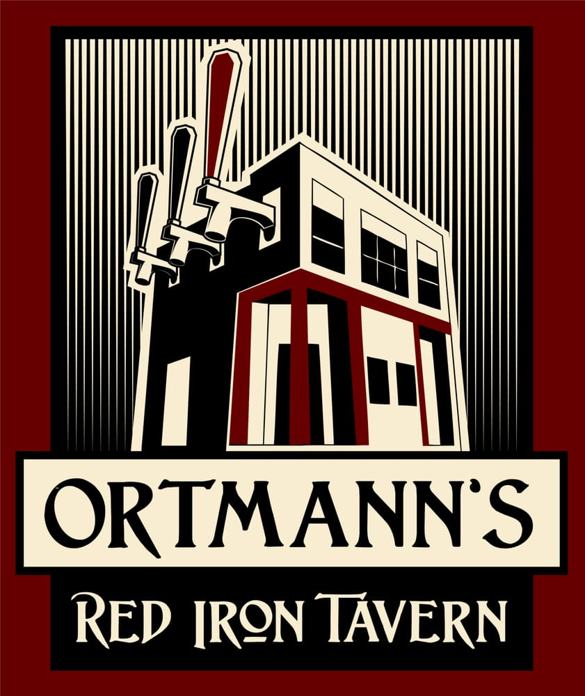 Ortmanns Red Iron Tavern: 101 E Church St, Woodstock, IL