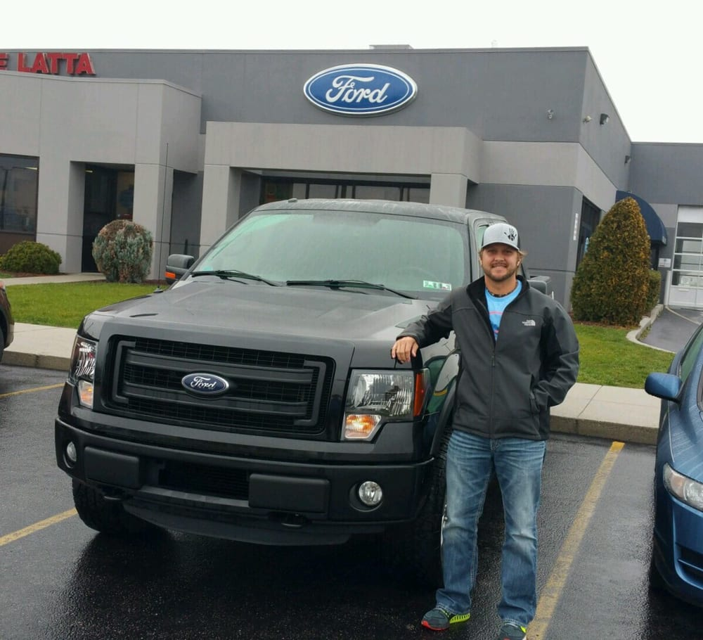 Purchased My Dream Truck At Latta Ford!
