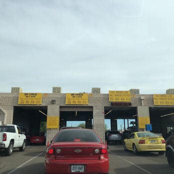 Photo of ADEQ Auto Emissions Inspection Station - Phoenix, AZ, United States. Inspection